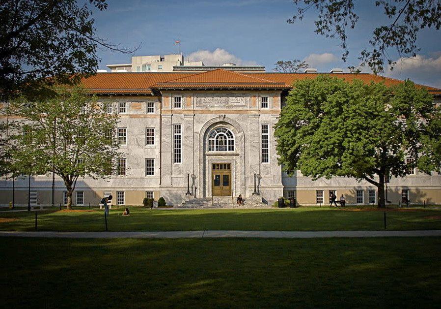 College administrators aiding and abetting antisemites