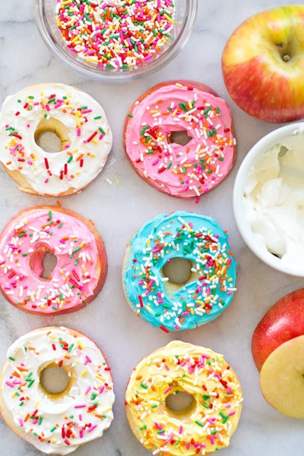14 Healthy Dessert Recipes Your Kids Will Love Healthy Donuts Healthy Desserts For Kids Kids Meals