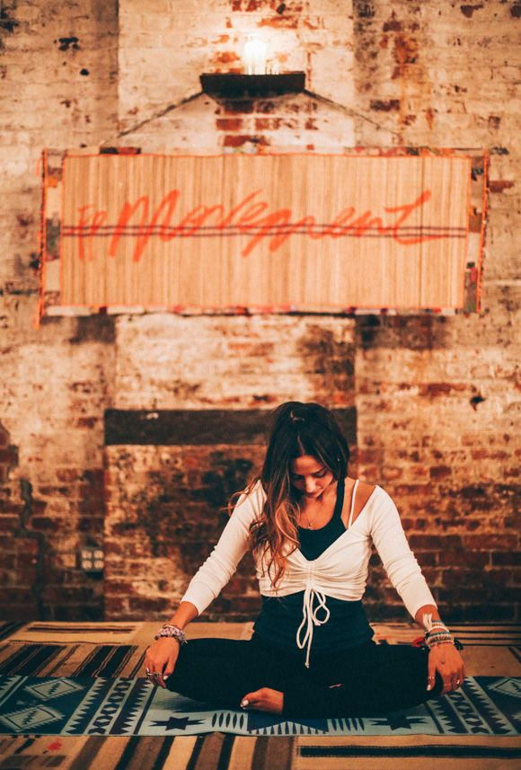 A Night of Yoga in the Big Apple: #FPLETSMOVE NYC | Free People Blog #freepeople