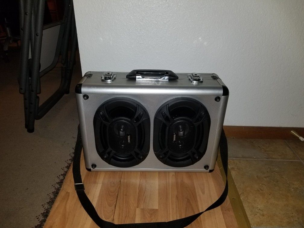 6 by 9 is in aluminum suitcase washing machine home