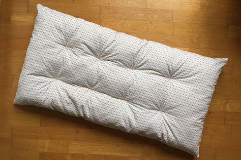 Créez un matelas de sol pour enfant