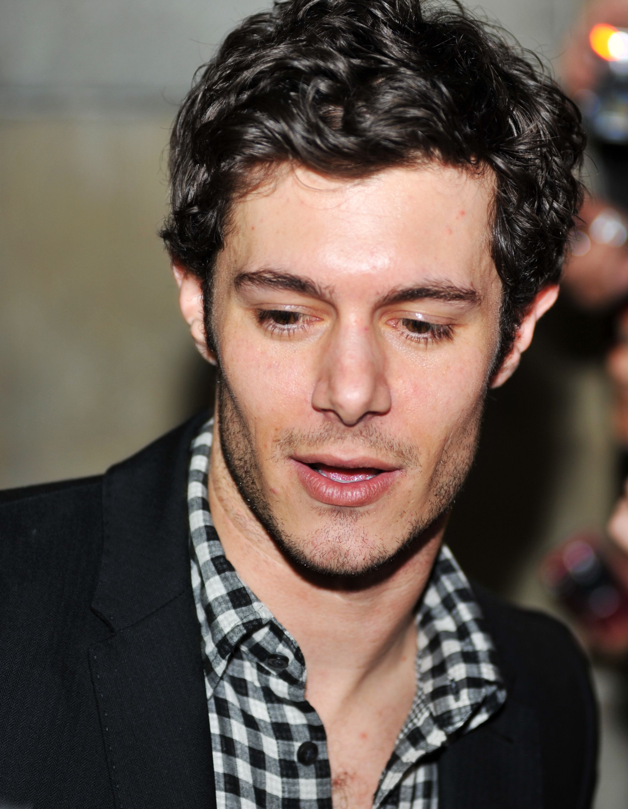 Hey Adam Brody, You're Pretty!