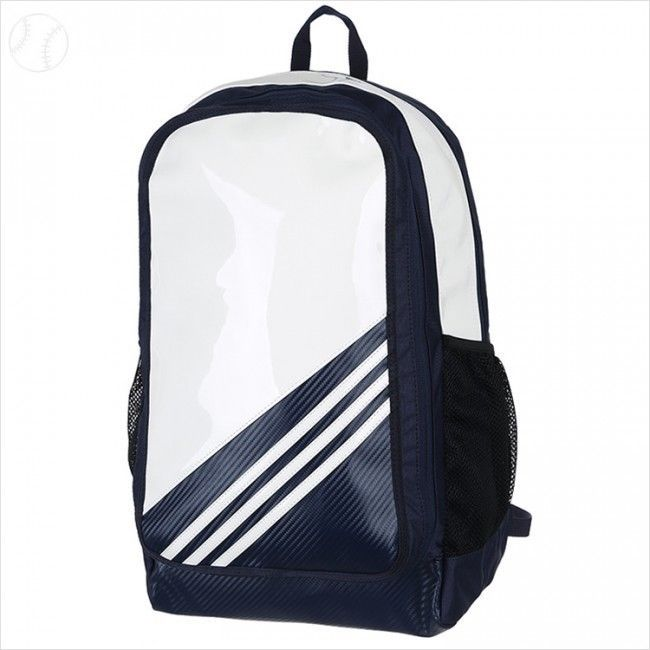 5abbc19b5c adidas 3 Stripes Enamel Backpack Baseball Gym Casual Bag Hiking Travel  AP2746  adidas  Backpack