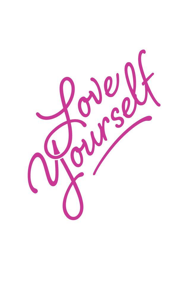 Radical Self Love Wallpaper For Your Phone! - Gala Darling ...