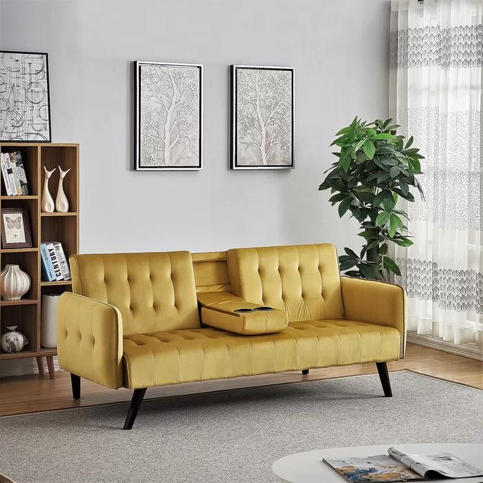 Palmer Velvet 72 W Square Arm Sofa In 2020 Furniture Sofa Sofa Upholstery