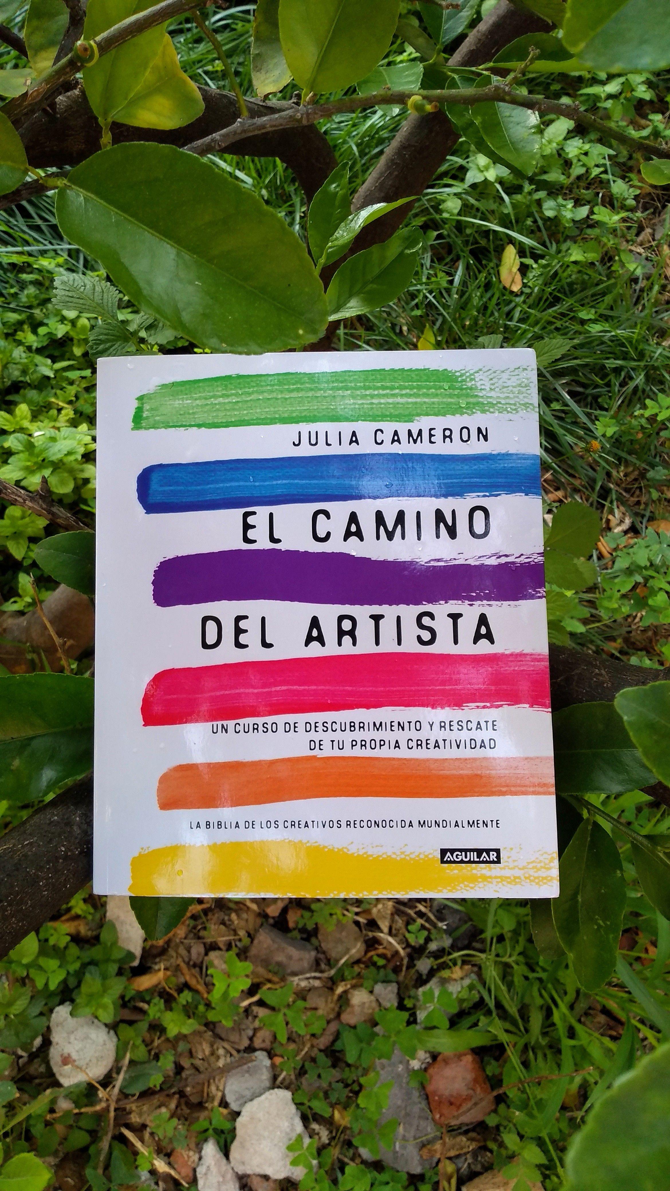 El Camino Del Artista Julia Cameron Book Cover Books Cover