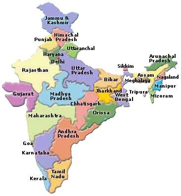 India has 29 states. There is a great confusion because people don't on india map colors, india geography, india physical and political map, india central states, india tamil culture, india states and cities, india political map 2013, a map of states and confederate border states, india plate map, india on map, india under british rule, india city, india map mauryan empire, 2014 india map states, india caste system map, india map outline, india flag peace symbol, india population map by state, india west bengal map location, india museum map,