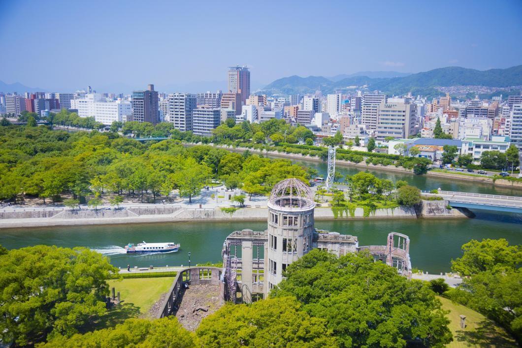 原爆ドームについて詳しく知る | 広島の世界遺産 | 広島の観光情報ならひろたび