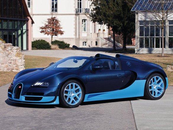 Bugatti Veyron Successor Confirmed Could Be Hybrid Bugatti