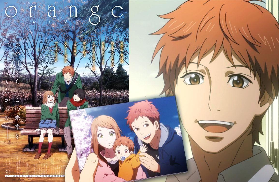 Suwa Centered Orange Future Movie Gets a New Trailer