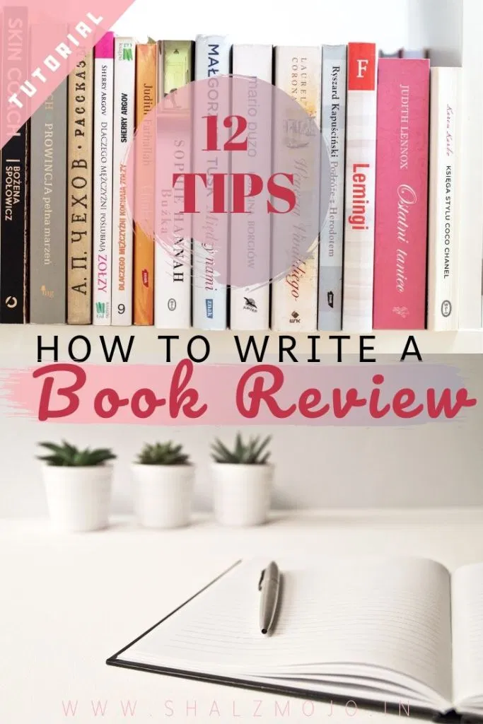 Write a book review for me