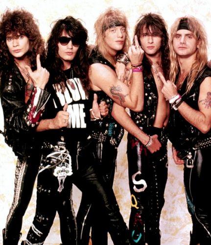 Hair Metal Fashion 101 Hard Rock Looks Anos 80