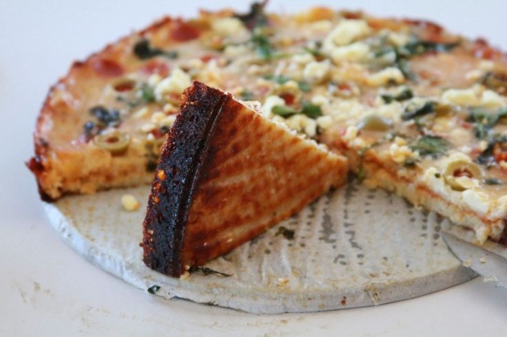 Deep-Dish pizza is back, and it's easier than ever. Just two ingredients and pizza night is on like Donkey Kong.