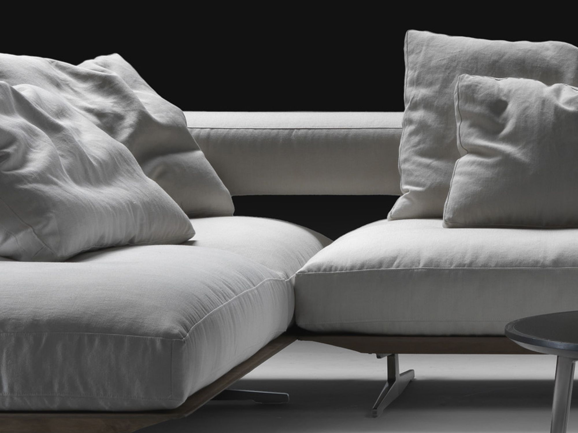 FLEXFORM NEW WING SECTIONAL SOFA divani Pinterest