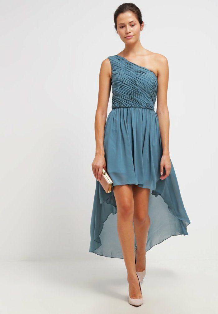 Blaue Kleider Für Hochzeit