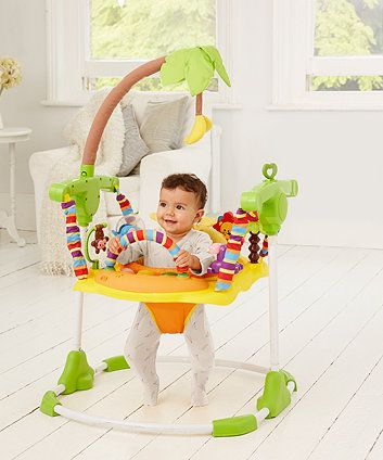 e2a4c9f2abe3 Mothercare Jumping Giraffe Entertainer