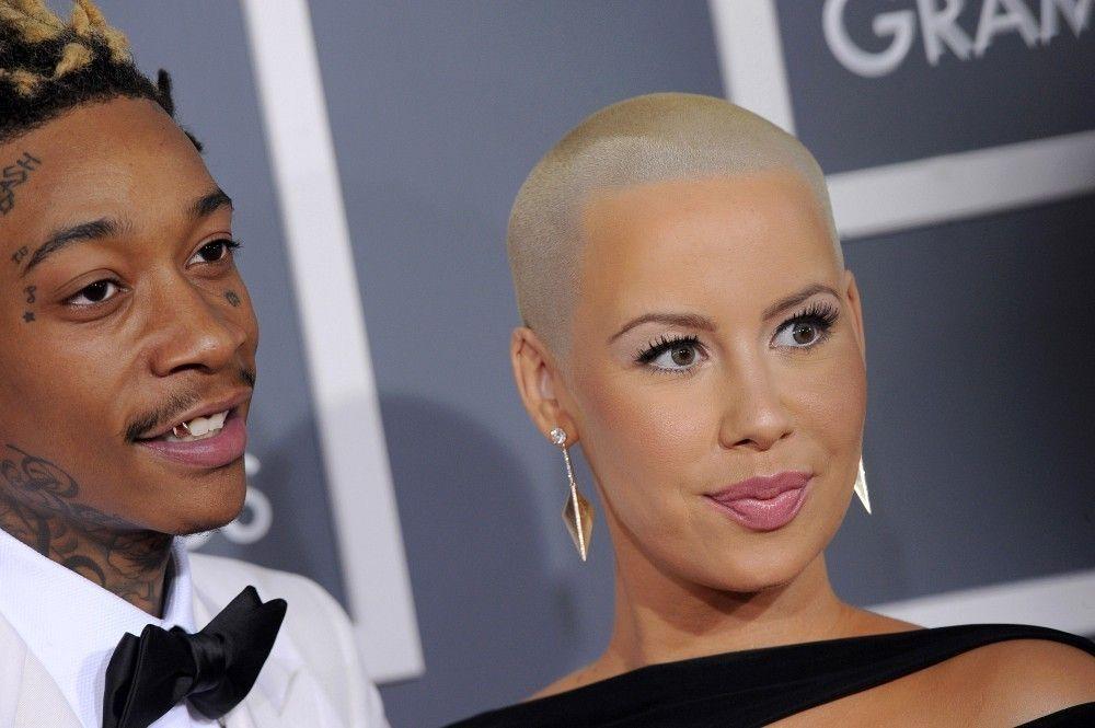 Amber Rose Photos Photos: 55th Annual Grammy Awards ...