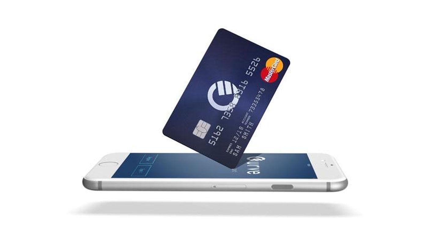 Curve Le Service De Regroupement De Cartes De Credit Bientot