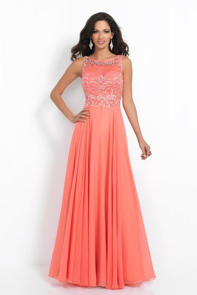 Intrigue By Blush Prom Style 10 In Coral Prom Dresses Liverpool