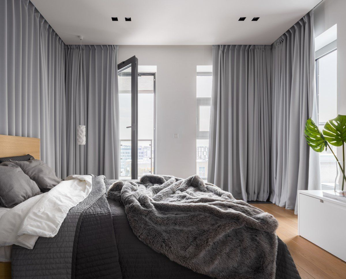 The Best Blackout Curtains for the Bedroom Modern master