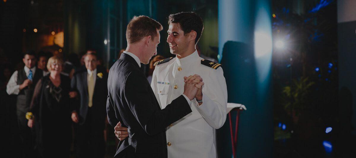Destination Wedding and OFD Consulting on GayWeddings.com | #wedolove