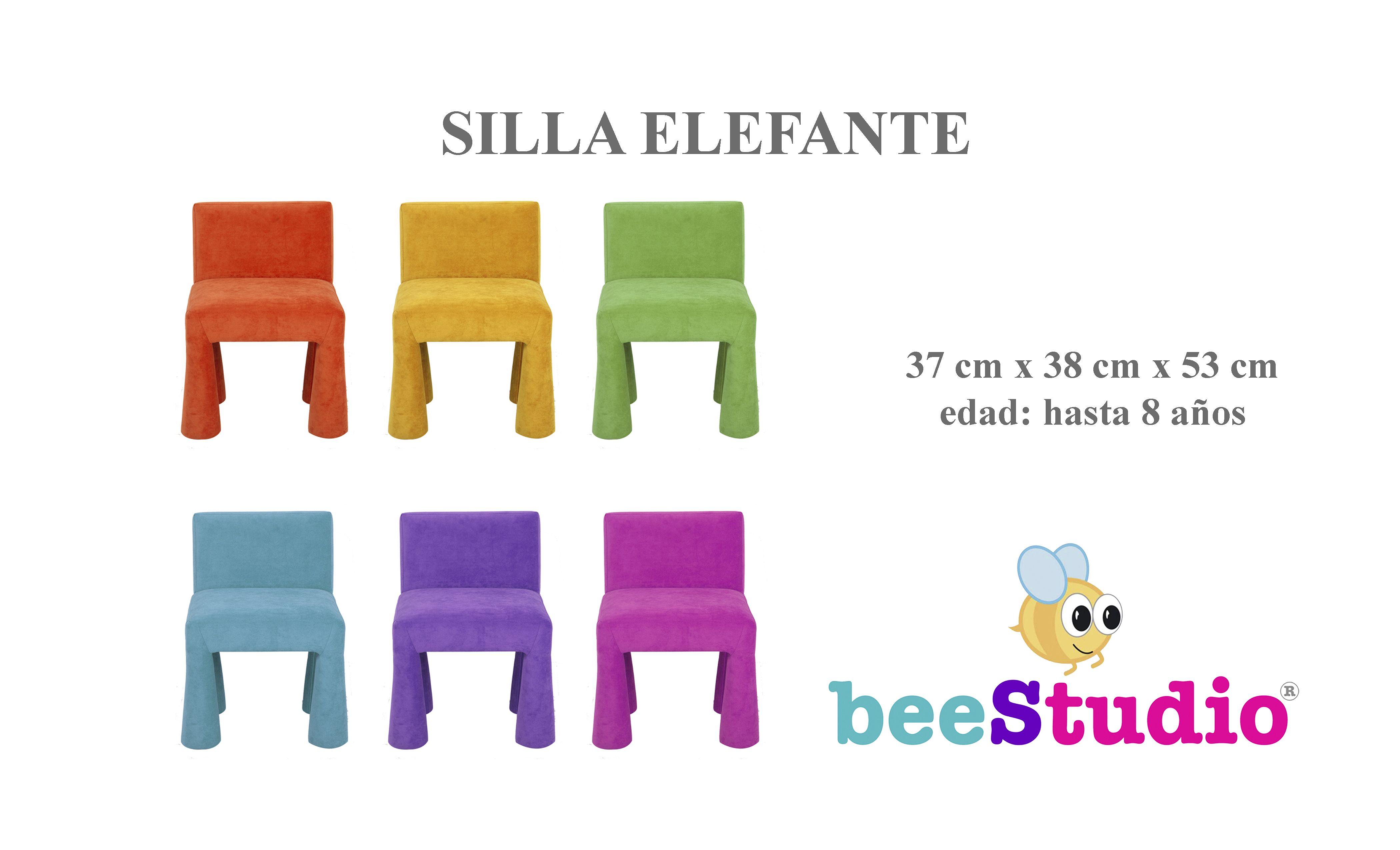 Silla Elefante Conoce M S En Www Facebook Com Beestudio1 Sillas  # Beestudio Muebles