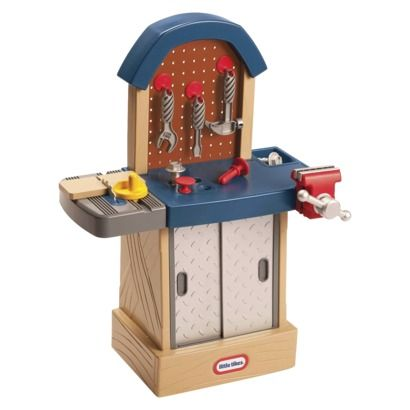 Little Tikes 174 Tikes Tough Workshop Gifts For The Kiddos