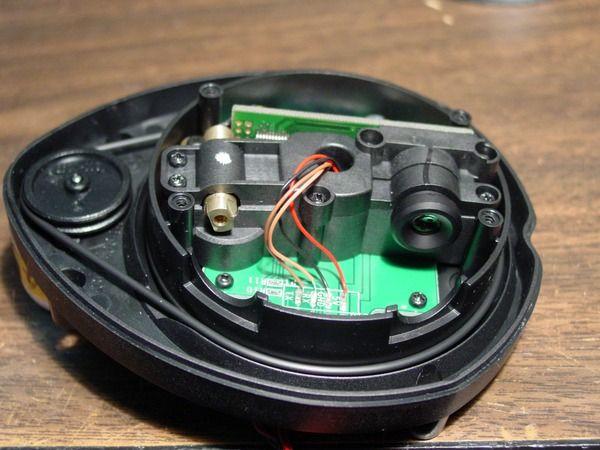 LIDAR unit 600RPM 360Deg US$100 Neato XV-11 Laser Rangefinder Module