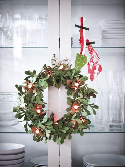Ikea Noel : nouveautés, sapin de Noël   Ikea noël, Ikea deco