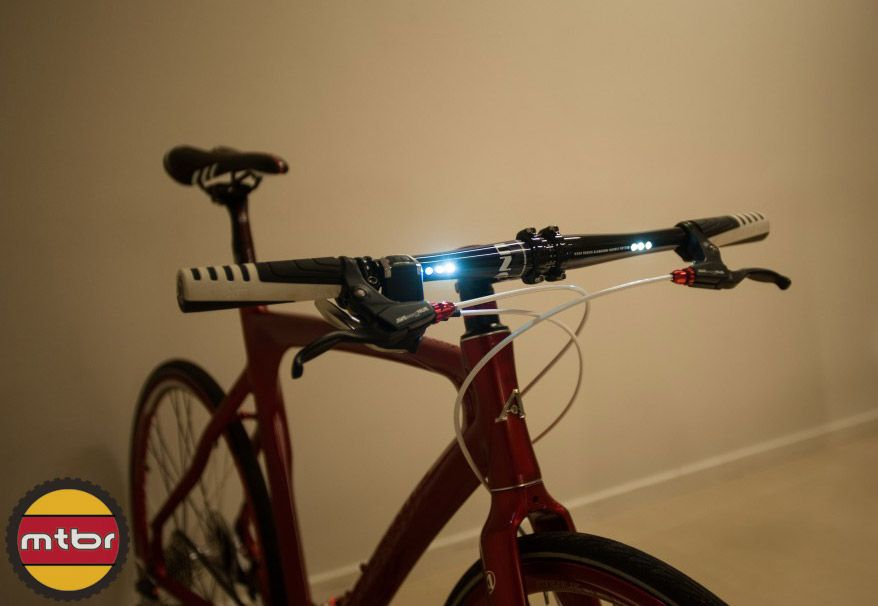 Innos led handlebar with integrated lights cycling pinterest innos led handlebar with integrated lights mozeypictures Choice Image