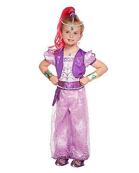 Toddler Shimmer Costume Deluxe - Shimmer and Shine - Spirithalloween.com  sc 1 st  Pinterest & Toddler Shimmer Costume Deluxe - Shimmer and Shine | Costumes ...