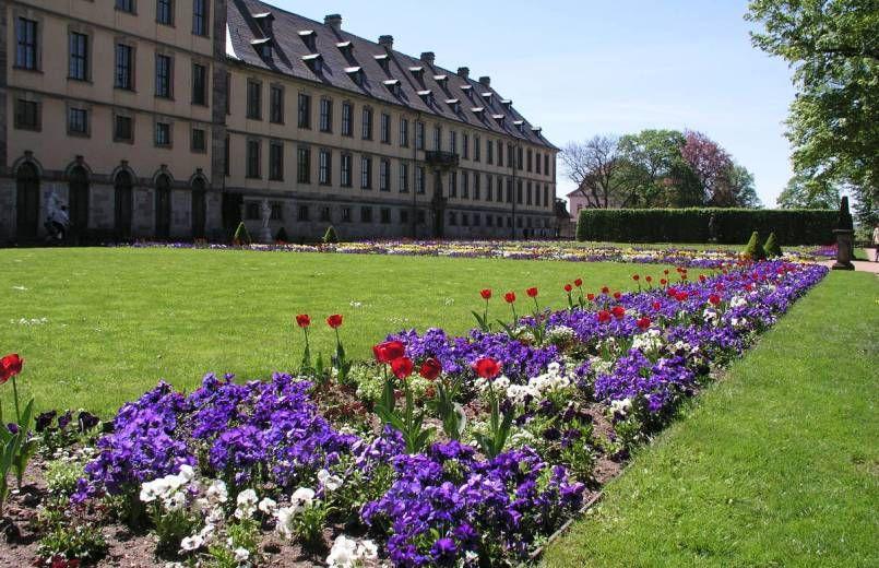 Schlosspark Fulda Schlosspark Fulda Parks