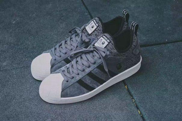 on sale c9c29 36ff1 Adidas Superstar Boost Heel Neighborhood x BAPE x 7485033 ...