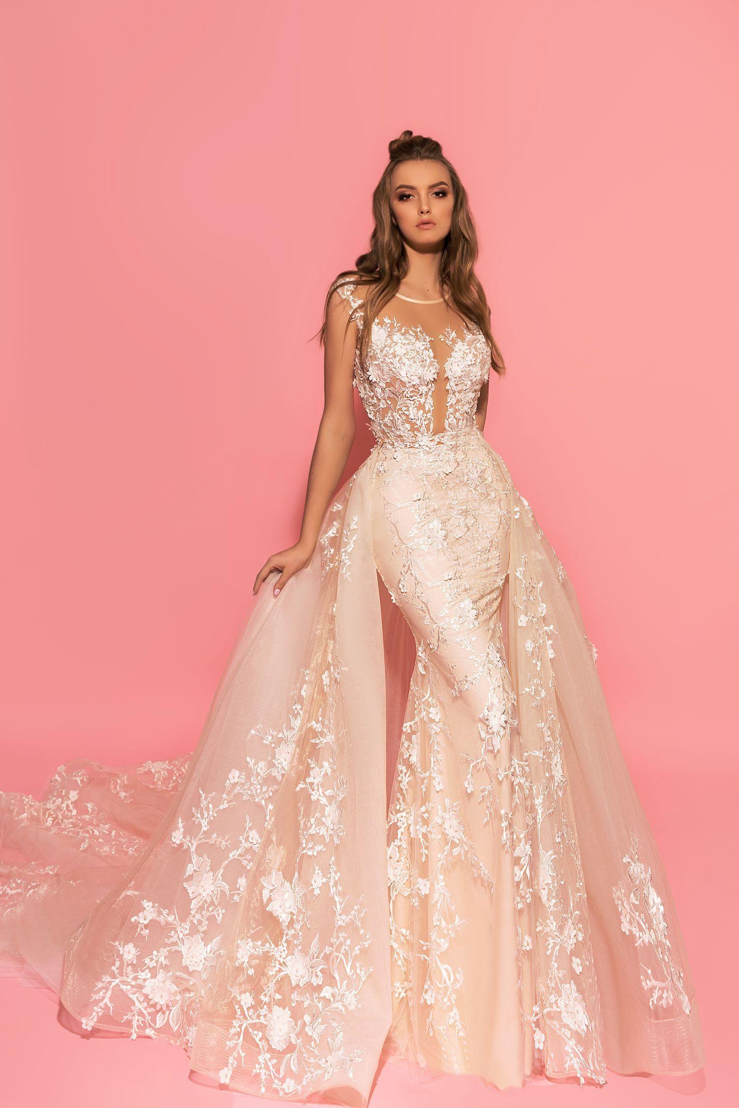 02 EL106), цена 87000 руб - фото | «Белый Авантаж» | платья ...