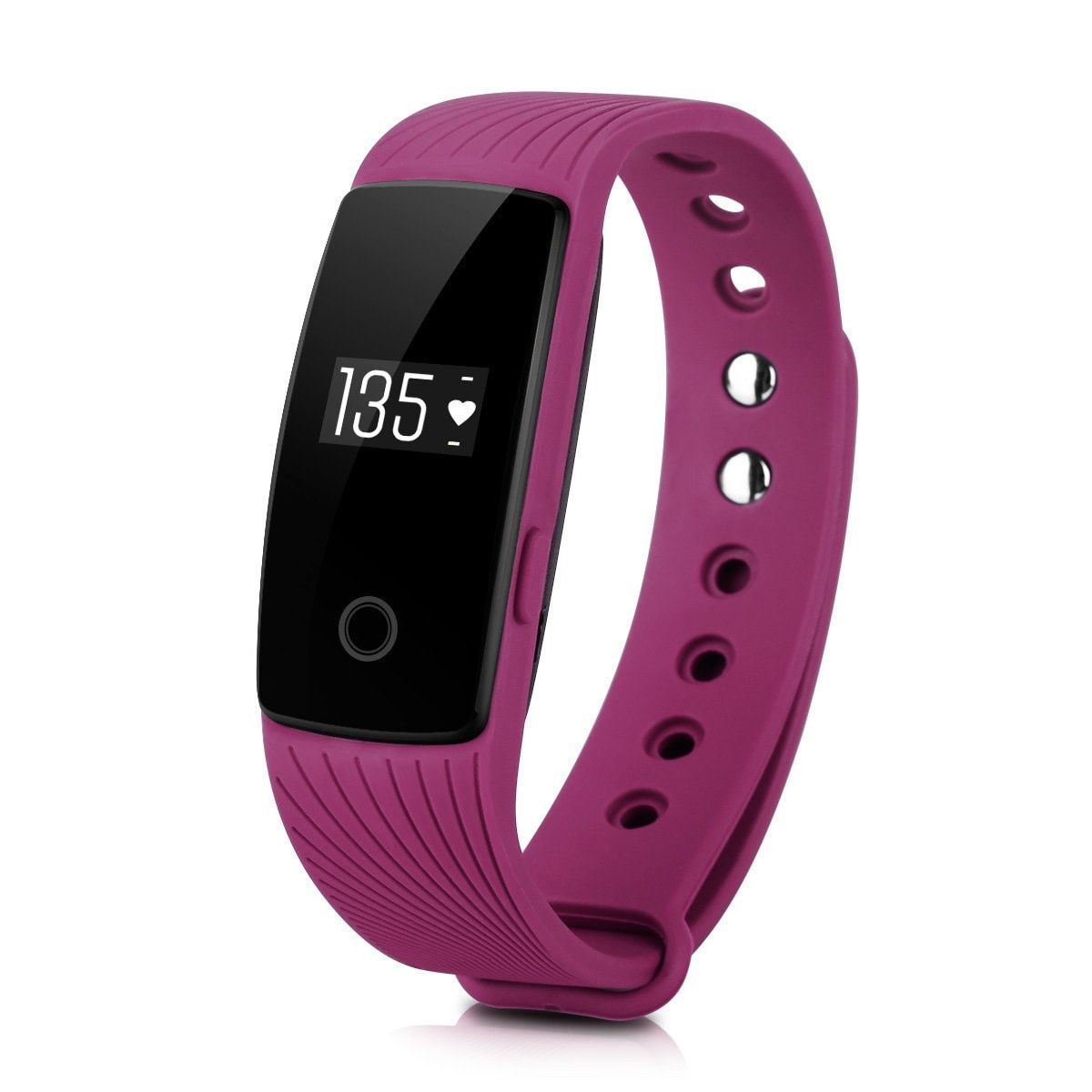 Bluetooth smart watch bracelet heart rate sport fitness