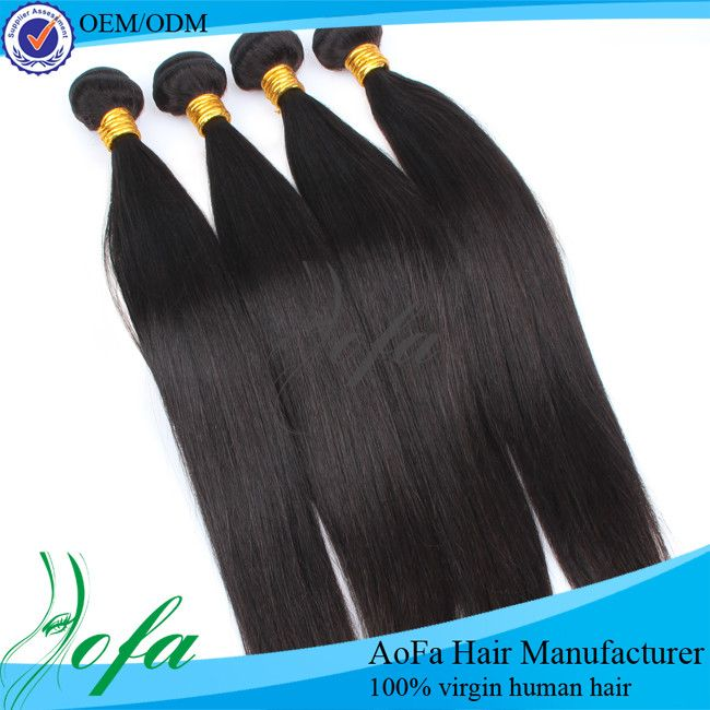 Grade 9a Virgin Hair 100g Hair Extension Wholesale Suppliers Aofa