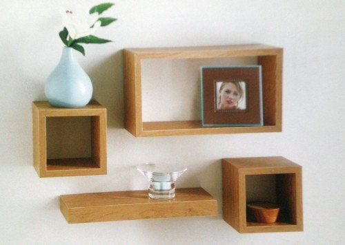 Fine Set Of 4 Floating Wall Storage Display Book Cubes Shelves Download Free Architecture Designs Embacsunscenecom