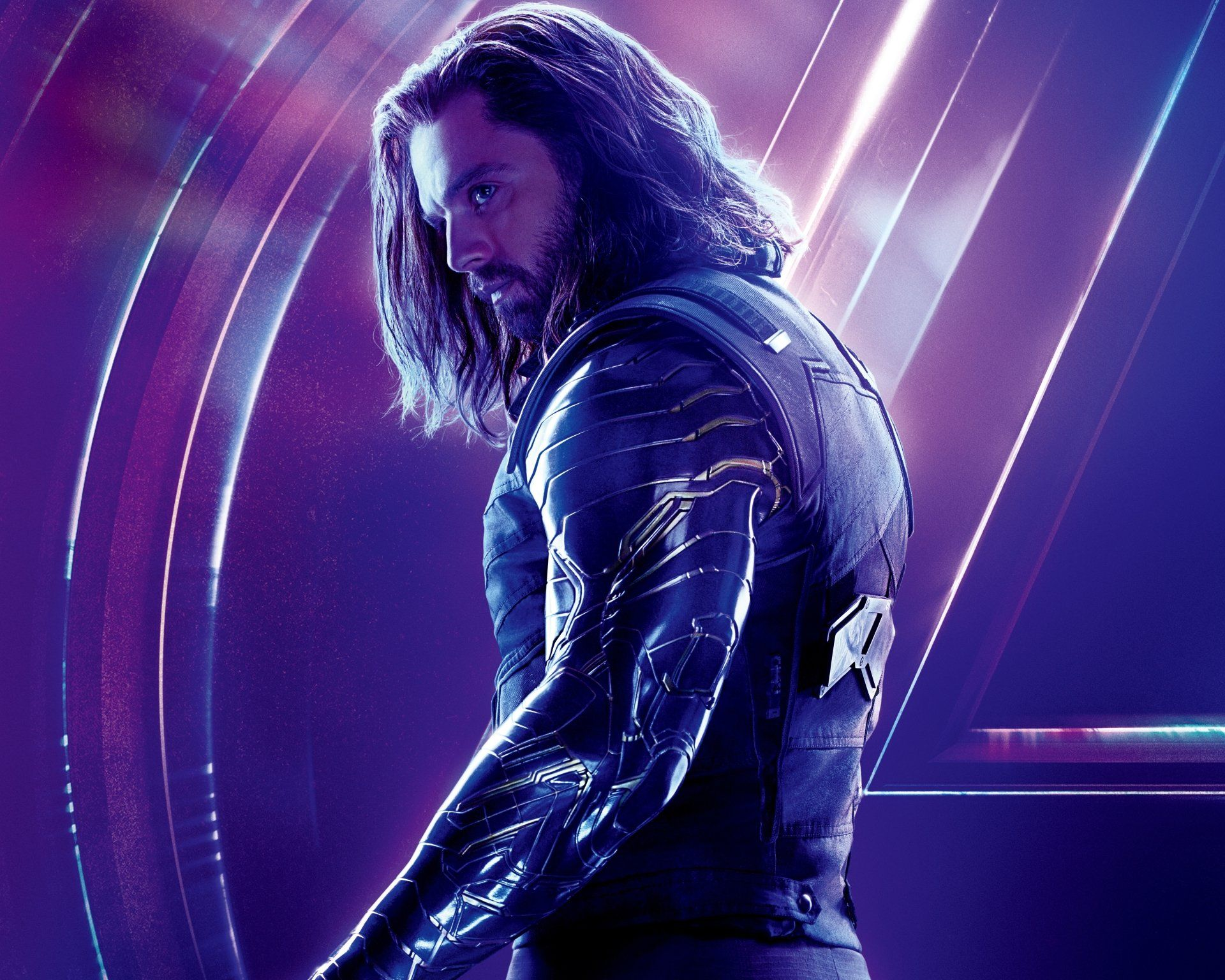 Winter Soldier Avengers Infinity War 8k Ultra Hd Wallpaper And