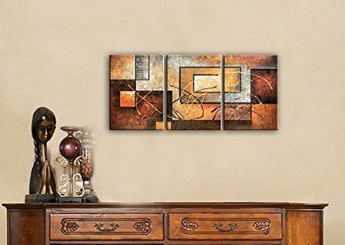 phoenix decor-abstract canvas wall art paintings on canvas for