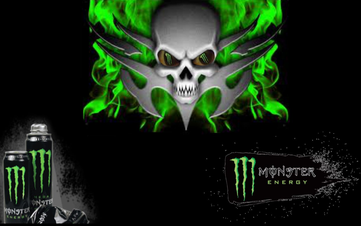 1440x900 Monster Energy Wallpaper Background Image View Download Comment And Rate Wallpaper Abyss Monster Pictures Cute Monsters Under Armour Wallpaper