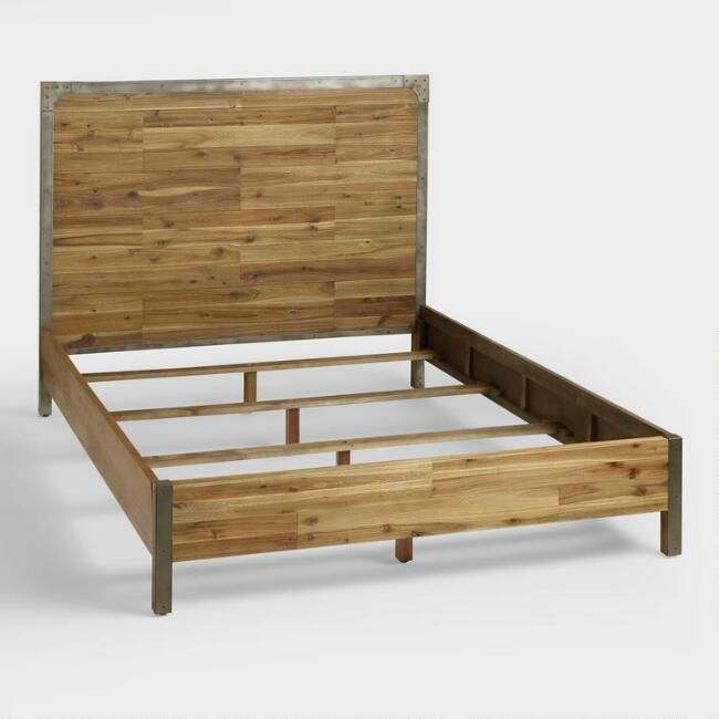 Aiden Bed Plywood Base Increase Height Of Frame To Cover Box