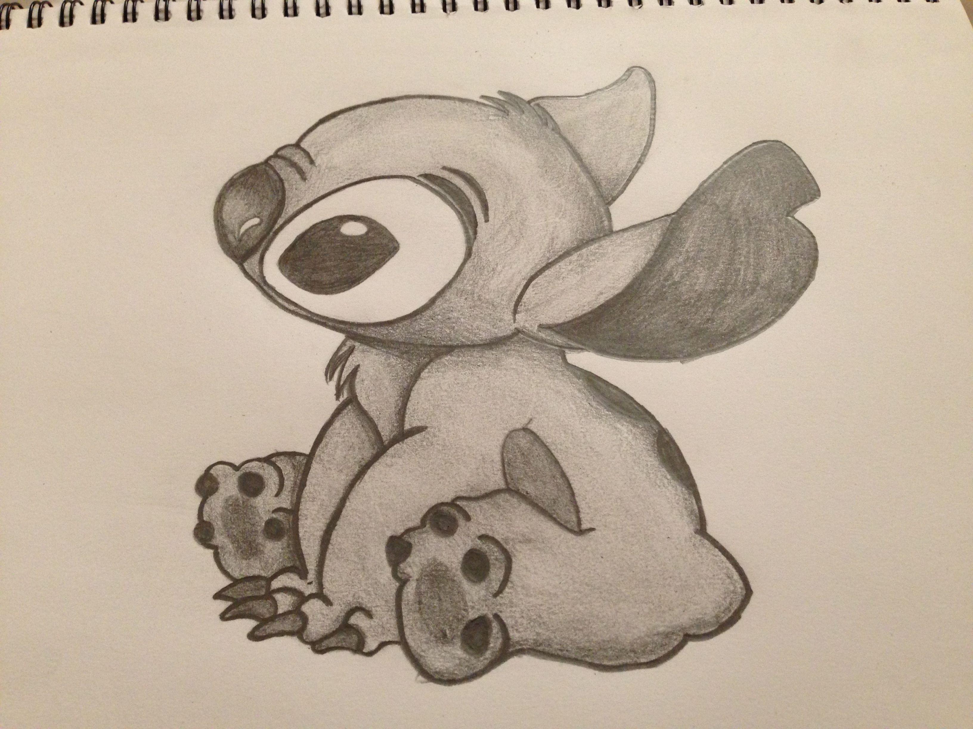 Eye Sketch Drawing Tutorials Ideas Lilo Stitch Disney Art Walt