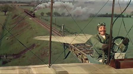 Image result for terry thomas those magnificent men in their flying machines