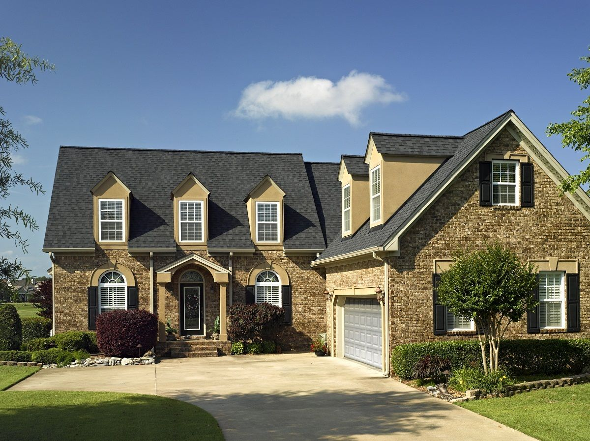 Best Certainteed Landmark In Moire Black Roofing Roof 400 x 300