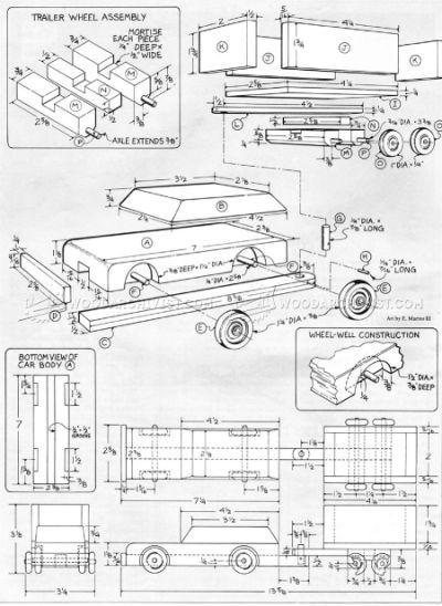 pedal car blueprints plans - Sök   Wooden toys   Pinterest   Pedal ...