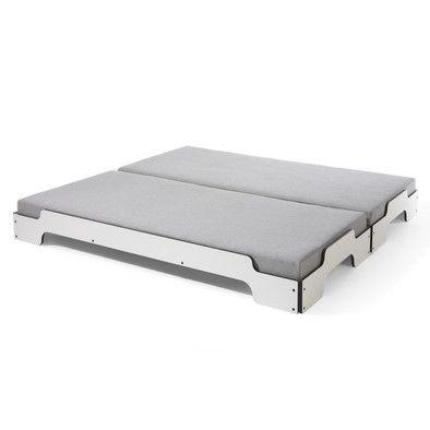 Bett Stapelliege Klassik Magazin Modulare Mobel Bett Schlafzimmer Design