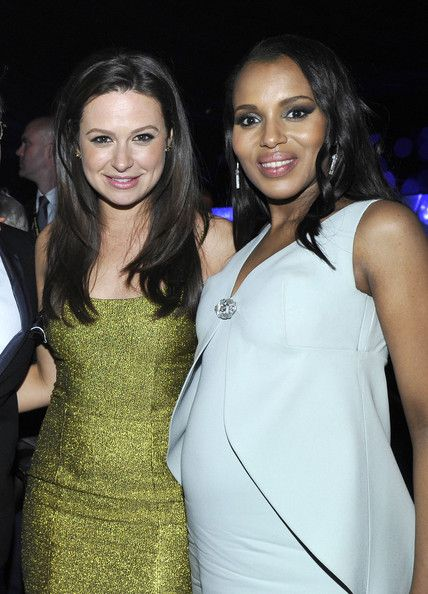 Scandal at the 2014 Golden Globe Awards After Party