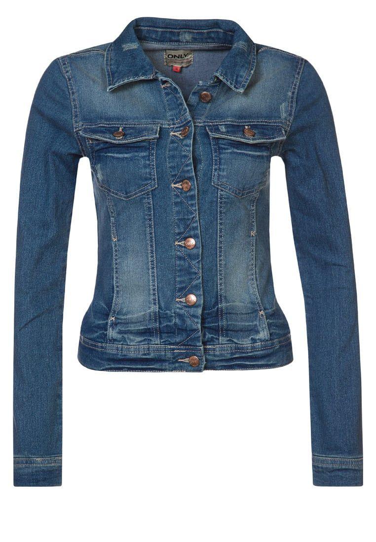 cheap for discount ac825 3a4b7 ONLY WESTA - Jeansjacke - denim - Zalando.de   Jeans Jeans ...