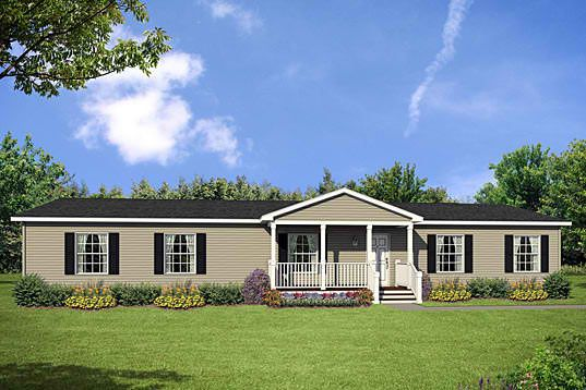 go get a tour to two of the single story modular home floor plans