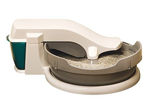 PetSafe Simply Clean SelfCleaning Cat Litter Box, Automa